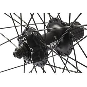 Ryde Ruota posteriore  28 Deore Disc grigio/marrone